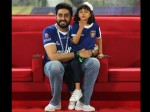 Aaradhya Given A Surprise To His Father Abhishek Bachachan