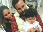 Kareena Kapoor Says About His Son Taimur