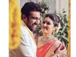 Meghana Raj Chiranjeevi Sarja Set Wed On May
