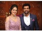 Actress Meghna Raj Married