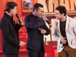 Shahrukh Khan Salman Khan Aamir Khan Promote Irrfan Khan S Blackmail