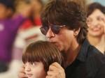 Video Shah Rukh Khan Spotted Toy Shopping Abram Khan