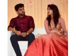 Jimmikki Kammal Fame Sheril S Engagement Pictures