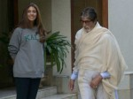 Shweta Bachchan Makes Her Debut Just Not Bollywood Amitab Bachan