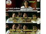 Major Ravi Mohanlal Aaram Thampuran Troll