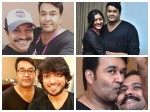 Amma Mazhavil Rehearsal Youngsters Take Selfies With Mohanlal