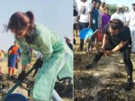 Alia Bhatt Joins Aamir Khan Shramdaan Heads A Maharashtra Village With A Shovel In Her Hand