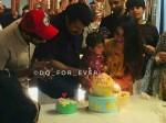 Dulquer Salmaan Daughter Birthday Celebration Pics Viral