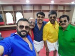Mammootty And Team Speciality Of This Picture