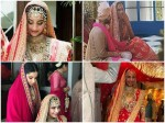 Sonam Is The Glowing Bride Bollywood Celebs Reach Venue