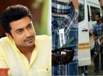 Tamil Actor Surya Wearing Malayali Man Gufted Shirt