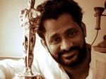 Resul Pookutty S Directorial Movie Is Coming