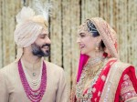 Omg Sonam Kapoor Anand Ahuja Trapped Controversy Over Their Wedding