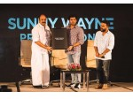 Sunny Wayne Launched His Production Company