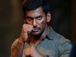 Bjp Protest Against Vishal S Irumbuthirai Movie