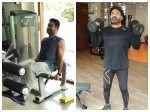 Junior Ntr Takes Up Fitness Challenge