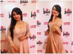 Navya Nair At 65th Film Fare Award