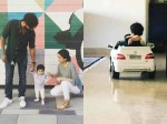 Dulquer Salmaan Daughter Latest Pics Goes Viral