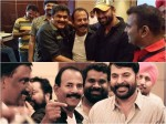 Major Ravi Birthday Unni Mukundan Photos Viral