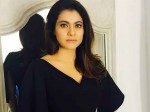 Kajol Slips And Falls At A Mall