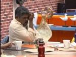 Bigg Boss Malayalam Aristo Suresh Eat Chilly