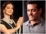 Salman Khan Wanted Maary Juhi Chawla At One Time