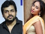 Actor Karthi S Statement Against Sri Reddy