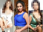 Did Sri Reddy Just Target Trisha Kajal Aggarwal Nayanthara
