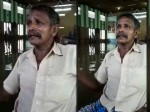 Kerala Flood Relief Camp Man Sing Song Vedio Viral