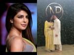 Priyanka Chopra Nick Jonas Engagement Pics Out