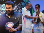 Indrans Mass Dialogue At State Film Award Function