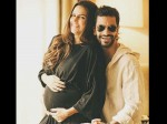 Neha Dhupia Confirma About Her Pregnancy Latest Pic Viral