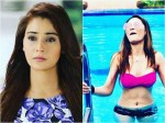 Muslim Actress Sara Khan Is Told Change Religion After Posting Bikkini Pictures