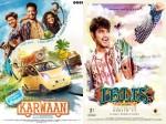 Karwaan V S Iblis Box Office Collection