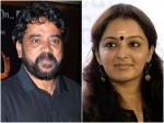 Manju Warrier And Kalidas Jayaram In Santhosh Sivan Movie
