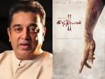 Kamal Haasan S Indian 2 Firstlook Poster Released