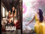 Amala Paul Aadai First Look Poster Viral In Social Media