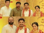 Ramesh Pisharody Wishes Happy Married Life To Hari P Nair