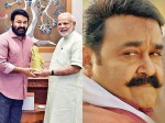 Modi Mohanlal Meeting Reson Is Not Political Subject