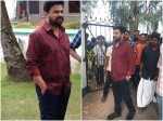 Dileep Latest Photo From The Location Of Neethi