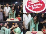 Namitha Pramod Birthday Celebration Picture