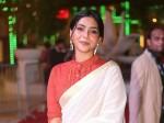 Mayaanadhi Actoress Aishwarya Lekshmi Support Chendamangalam Weavers