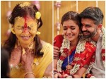 Actress Swathi Reddy S Marriage Photo