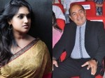 Actress Vanitha Says Against His Father Vijaykumar