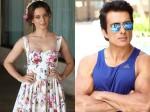 Sonu Soodu Walking Out From Manikarnika Bollywood Latest