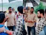 Bahubali Actor Prabhakar Dileep Movie Set