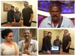 Mohanlal Priyadarshan Sabu Cyril Launch The Facebook Page