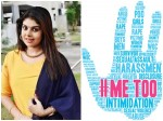 Actress Shivani Against Me Too Campaign