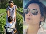 Samvrutha Sunil Shares Her Experience Motherhood