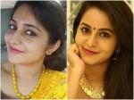 Bhama Meets Anna Rajan And Sneha At Kudajadri